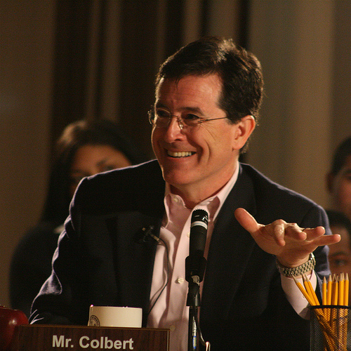 colbert the enemy within